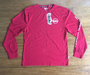 Mossimo-Long-Sleeve-T-shirt-Size-XL
