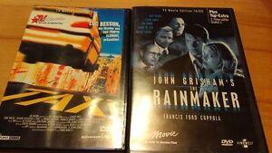 4 Filme auf DVD Paparazzi / Taxi / Schiffsmeldungen / Rainmaker + 24 Staffel 3