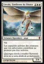 *CARTAPAPA* MAGIC. Linvala, Gardienne du Silence / Linvala, Keeper of Silence.