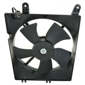 04-08 Forenza & 05-08 Reno A/C Condenser Cooling Fan Motor Assembly 17101-85Z20