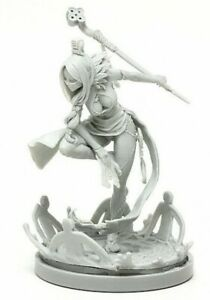 Mage-Model-Resin-Figure-for-Table-Top-Game-Kingdom-Death-32-mm