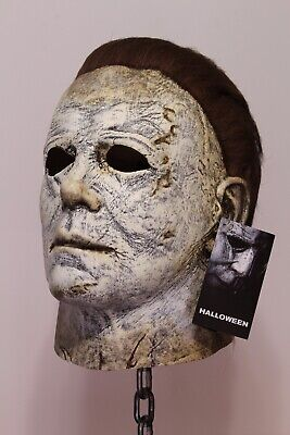 Halloween 2018 Michael Myers Mask.Details About Michael Myers Halloween 2018 Mask Officially Licensed By Trick Or Treat Studios