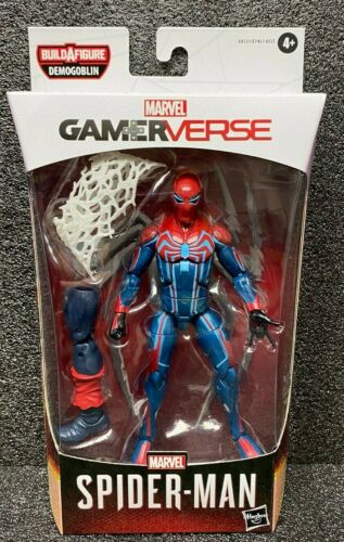 demogoblin BAF Marvel Legends Velocity Costume Spider-Man Neuf//Scellé