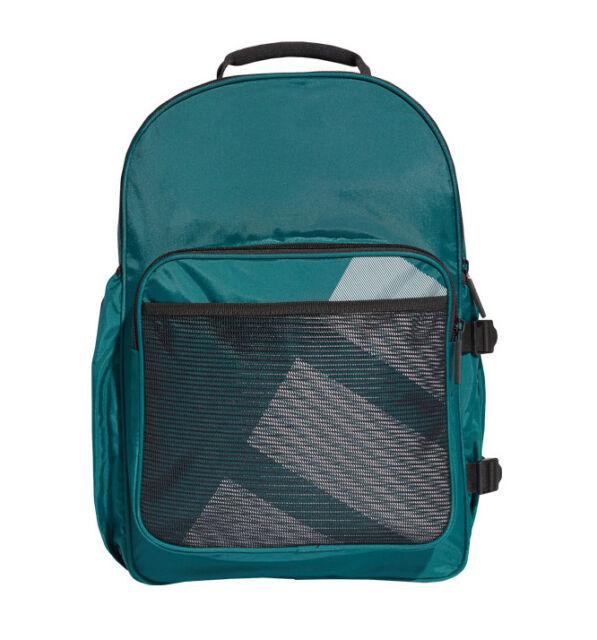 c8b3edf4f41d adidas Originals EQT Classic Backpack Green Street Fashion School Bag NWT  CE2344