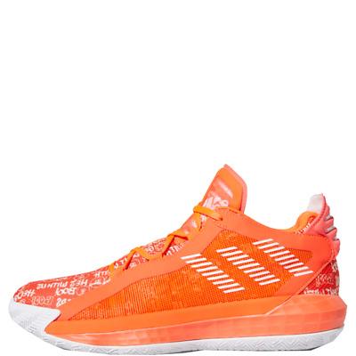 adidas Dame 6 Damian Lillard Orange