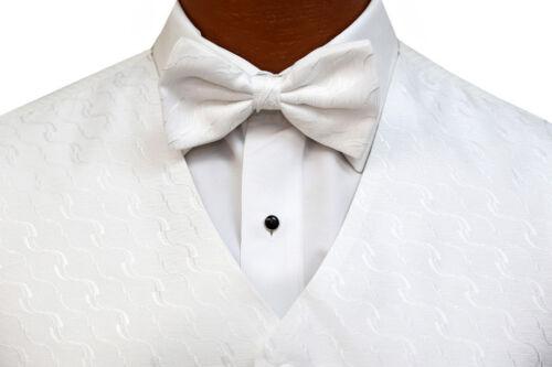 Legend Fullback Tuxedo Formal Suit Vest /& Tie Set Waistcoat Prom Wedding Gala