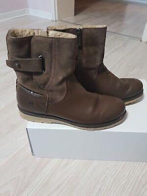 Marc O'Polo Ladies 60912986001119 Bootie Chukka Boots, Brown (Taupe 717), 38 EU   eBay