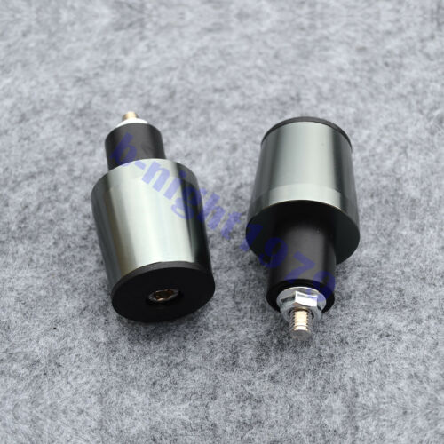 CNC Handlebar End Grip Cap For Yamaha MT-125 MT-01 MT-03 MT-07 MT-09 MT-10 MT-25