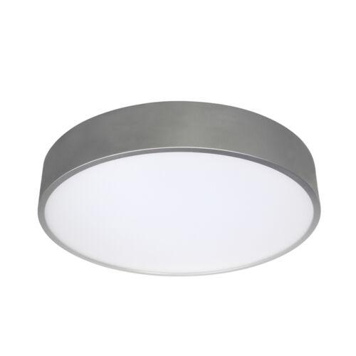 BIOLEDEX pixbo LED plafond éclairage mural 16w ø20cm 3000k Argent Lampe -965