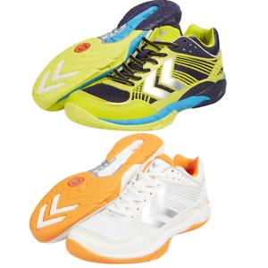 Hummel Omnicourt Z8 Flexshield Chaussures d'intérieurde handball blanco gris WOW uydE4wKP-07134623-969423450