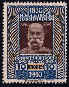 O-1910-Geburtstag-ANK-177-als-Reklamevignette-Fa-Behovsky