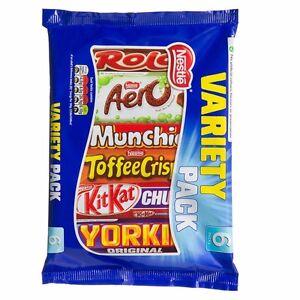 Nestle-Big-Variety-6pk-Chocolate-Rolo-Aero-Kitkat-Munchies-Toffee-Yorkie-290g