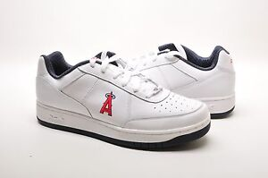 04e6f918ab94 Reebok Men s Shoes MLB Clubhouse Exclusive 960582 Angles White Navy ...
