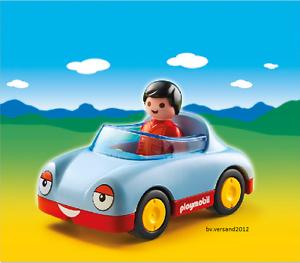 """/"""" Cabrio /"""" NEU /& OVP PLAYMOBIL®  1-2-3 6790"""