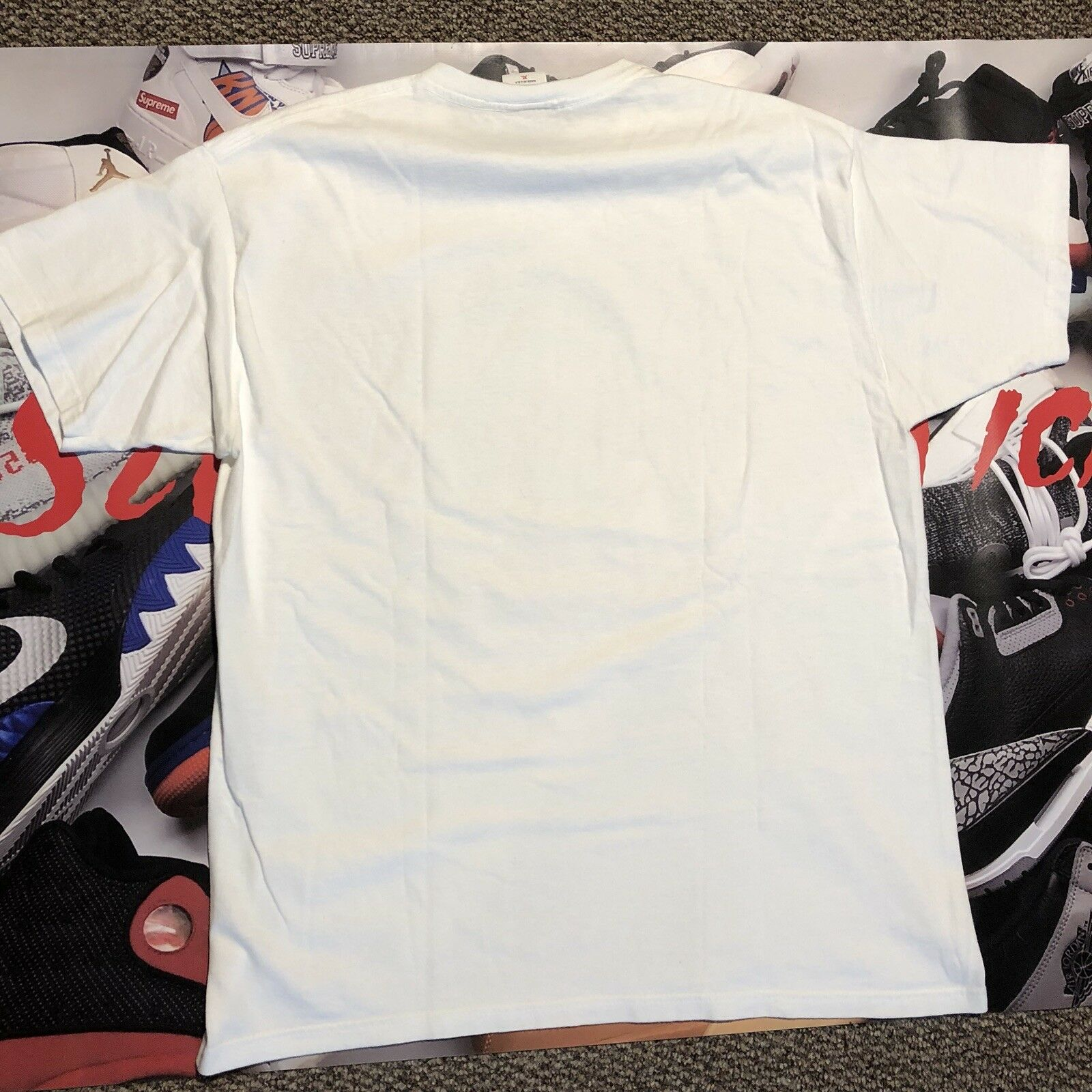 1987 Powell Peralta Bones 80s Brigade Ripper t-shirt vtg 80s Bones skateboard stedman M/L d78fea