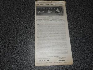 STOCKPORT-COUNTY-v-LINCOLN-CITY-1949-50-DIVISION-3-NORTH-DECEMBER-3rd