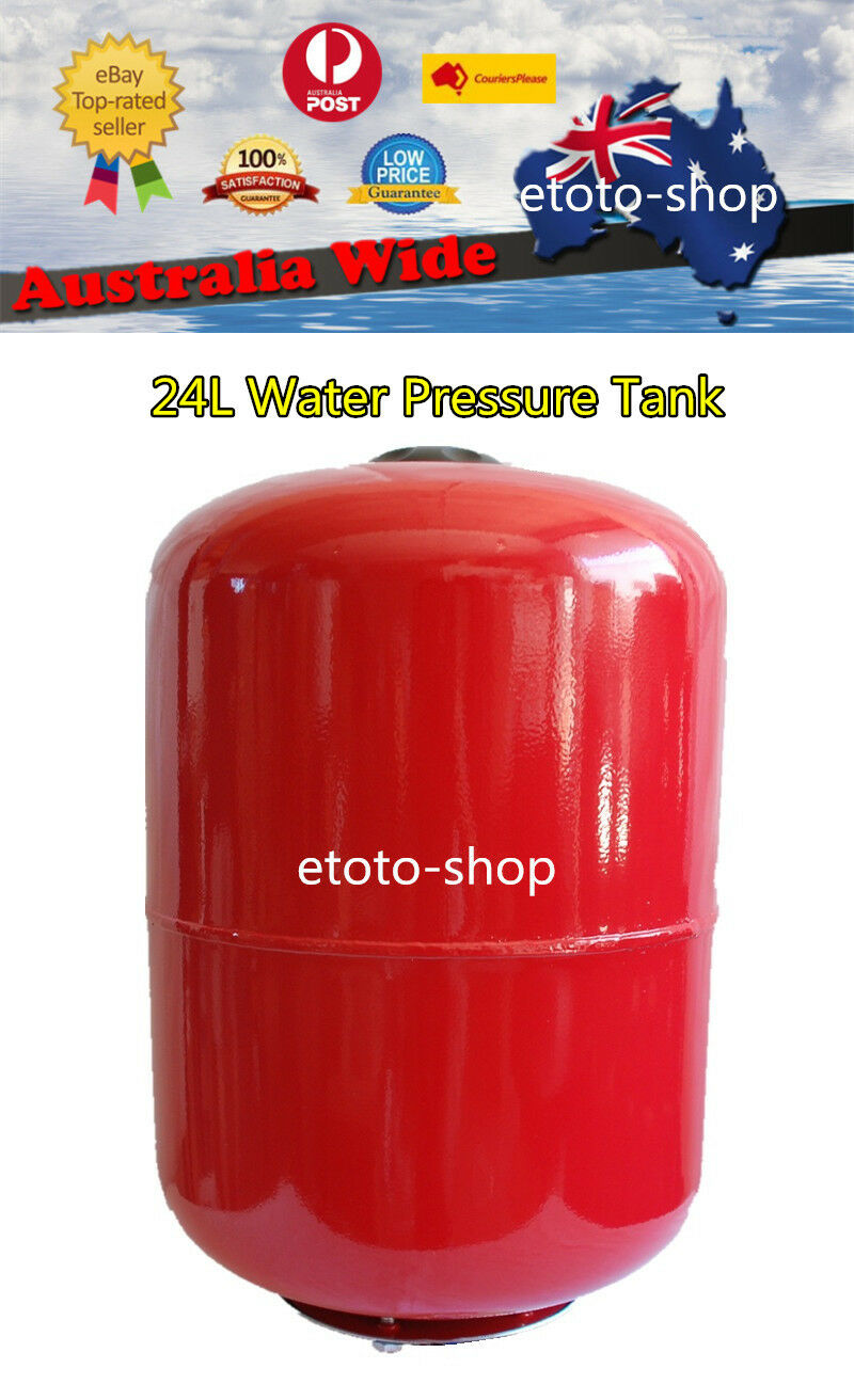 Hight Quality Water Pressure Tank 24 Litre - Suit Water Pumps
