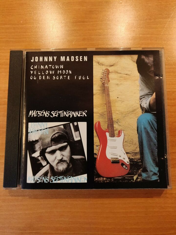 Johnny Madsen: Chinatown Yellow Moon / Madsens