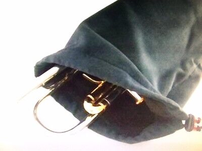 Trumpet Safe Bag in Suede w/ Anti-Tarnish Lining - NEW