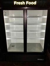 True Gdm 49 2 Door Glass Merchandising Cooler