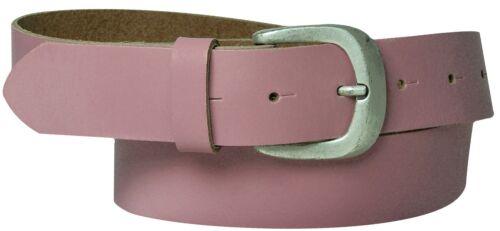 cintura fibbia argentate altsilber cintura in pelle Fron Hofer Cintura Jeans per Donna