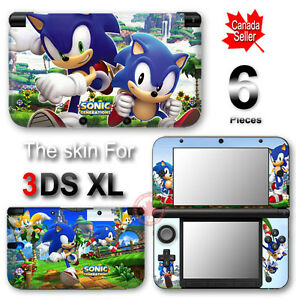 Sonic Generations SKIN VINYL STICKER DECAL COVER for