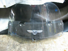 Windshield for Harley Davidson Touring Models with 3 windshield bags