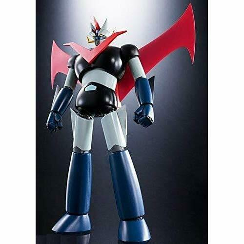 Soul of Chogokin GX73SP GReE MAZINGA D.C. ANIME Coloreeee Ver. cifra con tracre