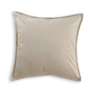 VELVET-Premium-Quality-Cushion-Cover-Square-45-x-45-cm-Linen-Beige
