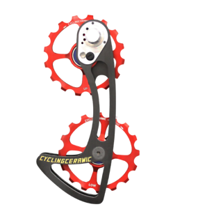 CyclingCeramic  oversize carbon cage For Shimano R8000 DA9100 9150  the latest