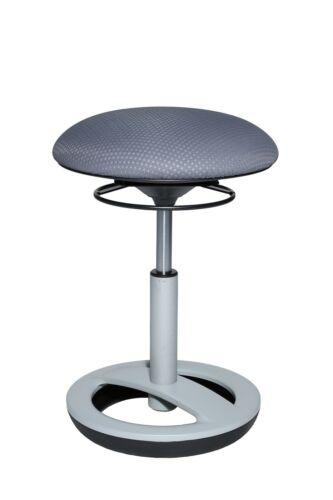 Bürohocker Hocker Stehhilfe Schreibtischstuhl Topstar Sitness Bob grau B-Ware