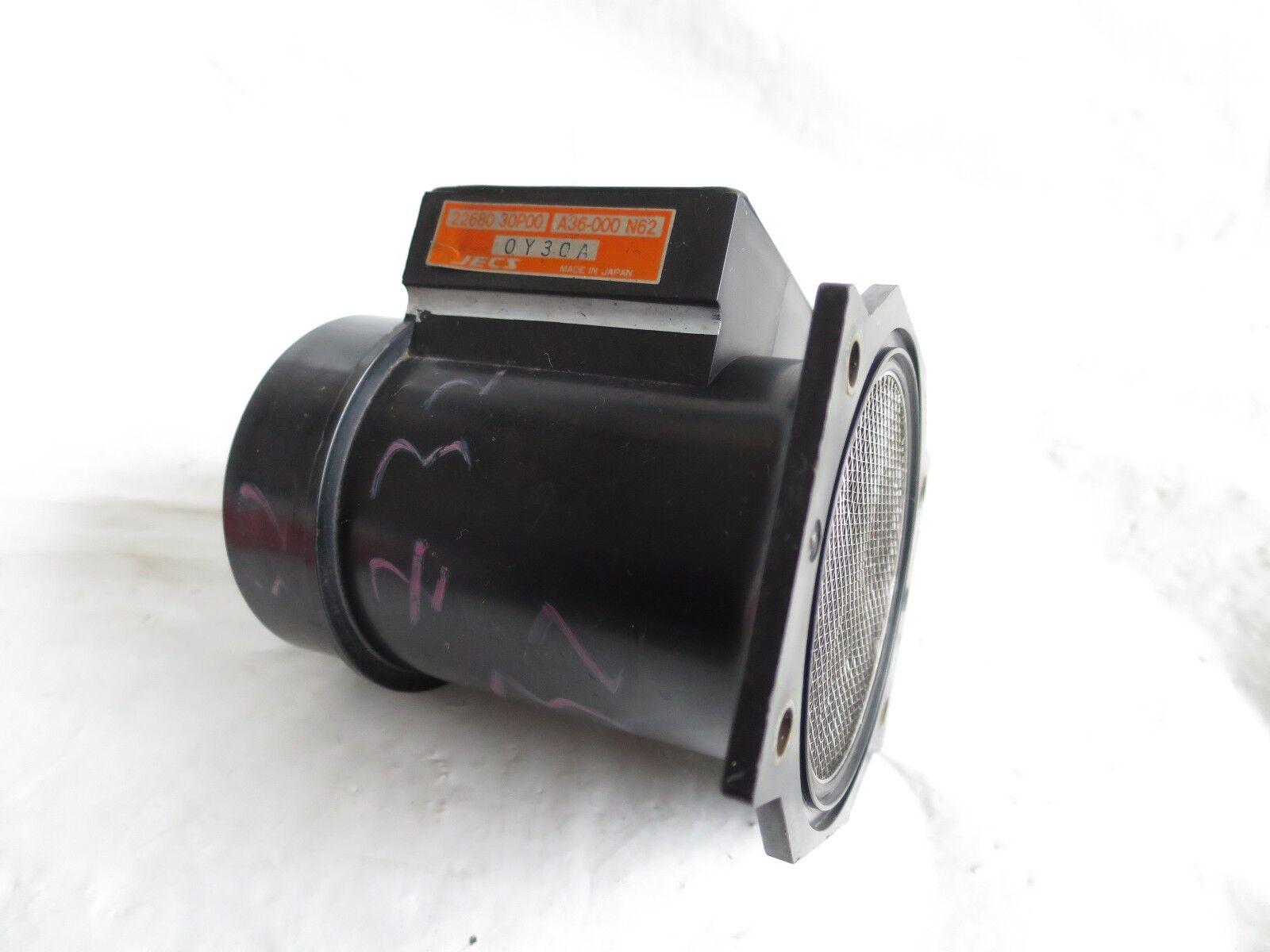 Oem 90 96 Nissan 300zx Maf Stock Mass Air Flow Meter 22680 30p00 A36 Z32 Wiring 000 N62 Afm Ebay