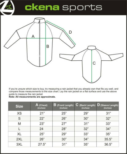 New Cycling Windproof Water Repellent Breathable Sports Jersey Jacket Rain Coat