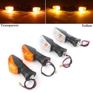 Pair ABS Indicator Turn Signal Lights Lamp for Suzuki GSX-R 600 750 K5 2004-2005