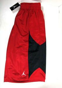 1552bf41686802 NIKE - JORDAN DURASHEEN BASKETBALL SHORTS - RED - SZ. S - NWT - 100 ...