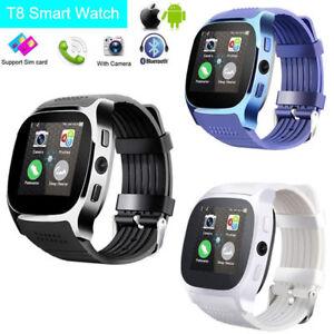 Reloj-de-Pulsera-nuevo-Modelo-T8-Bluetooth-Reloj-Inteligente-Telefono-Fitness-para-Android-y-IOS