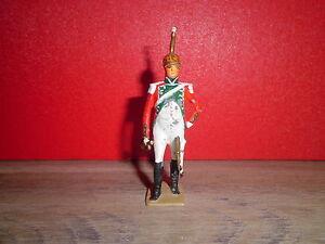 Soldat / Figurine Vertunni Ancienne = Trompette Des Dragons De L Empire