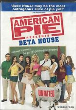 American Pie Presents: Beta House DVD, 2007, Unrated Widescreen Version