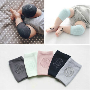 Kids Soft Anti-slip Baby Safety Elbow Cushion Crawling Knee Pad Infant Toddler J