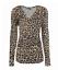 Womens-Ladies-Girls-Plain-Long-Sleeve-V-NECK-T-Shirt-Top-Plus-Size-Tops-Shirt thumbnail 3