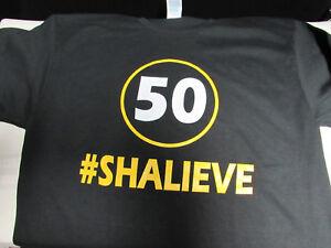 lowest price 98b99 1b61f Pittsburgh Steelers # 50 Tshirt Camiseta # shalieve Ryan ...