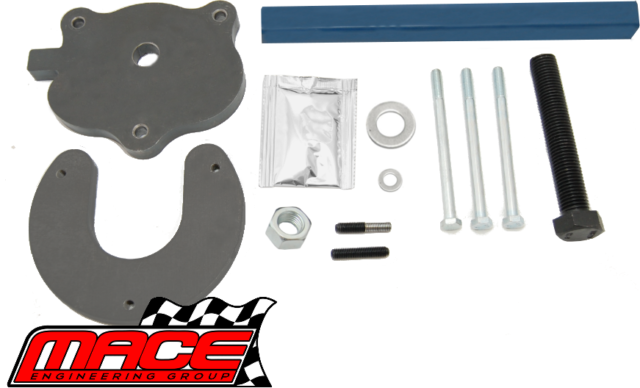 PULLEY REMOVAL & INSTALLATION TOOL FOR HOLDEN COMMODORE VT VX VY L67 S/C 3.8 V6