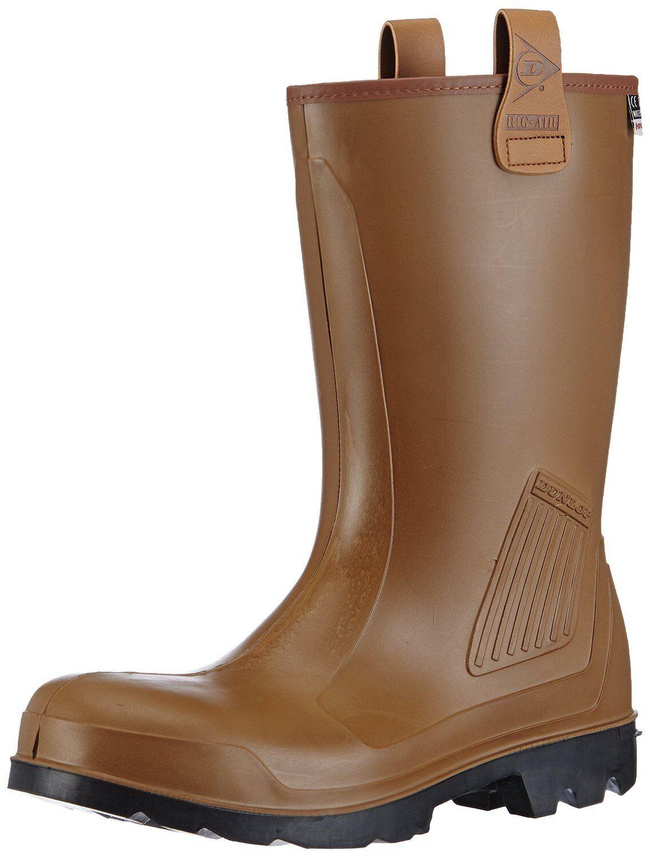 Casual salvaje Nuovi stivali per uomo Dunlop Purofort RigAir FurLining fullsafety,S5-C462743.FL