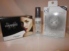 Luminess Air Airbrush Makeup Moisturizer M1 Primer .55oz wBonus Blot Sheets 50c
