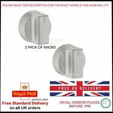 PACK OF 2 Collar Neff 188840 188838 Chrome Oven Control Knob /& Surround