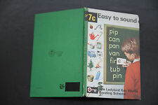 Ladybird Key Words  Reading Scheme Peter & Jane 7c Easy to sound 24p