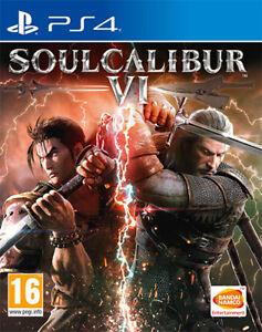 Soulcalibur VI PS4 PLAYSTATION 4 Namco
