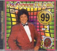 New: Jorge Falcon - (99 Tracks Los Mejores 99 Chistes) Volume 1 Cd