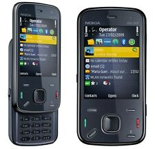 ORIGINAL Nokia N86 Indigo Black N 100% UNLOCKED Smartphone 3G WIFI GSM Warranty