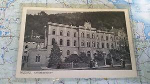 Kraftvoll Wildbad Katharinenstift Ansichtskarte Postkarte 4999 Attraktiv Und Langlebig Baden-württemberg Deutschland
